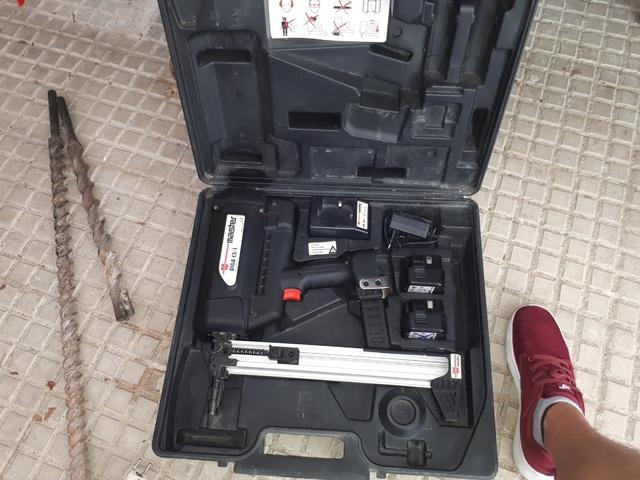 Pistola Gas Wurth