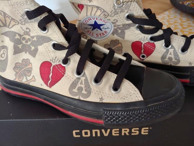 Vendo Zapatillas Converse Excelentes