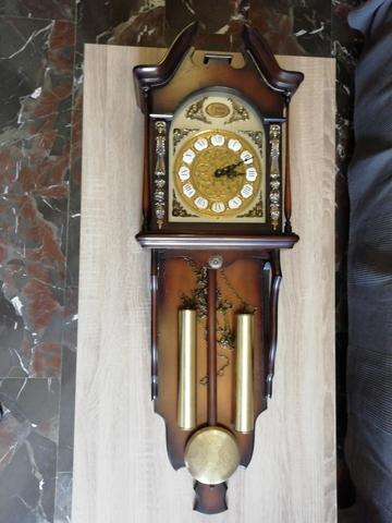 Reloj De Pared De Cadenas
