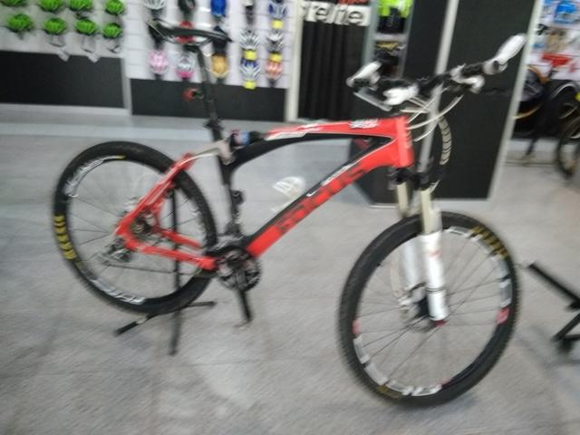 Bicicleta De Montaña Carbono,
