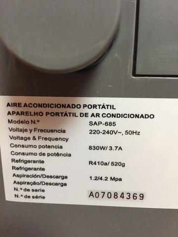 AIRE ACONDICIONADO PORTÁTIL - foto 2