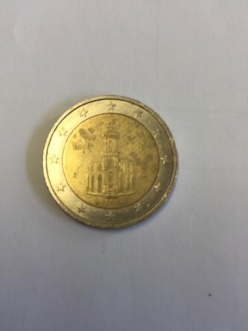 Moneda Conmemorativa Alemania 2015
