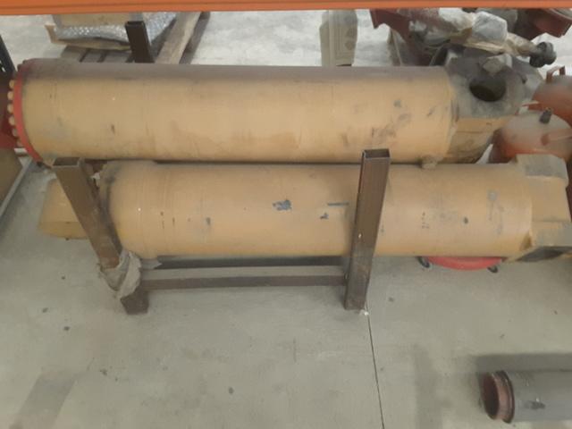 Cilindro hidráulico doble 70//40x300
