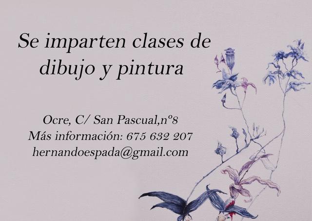CLASES DE DIBUJO Y PINTURA - foto 1