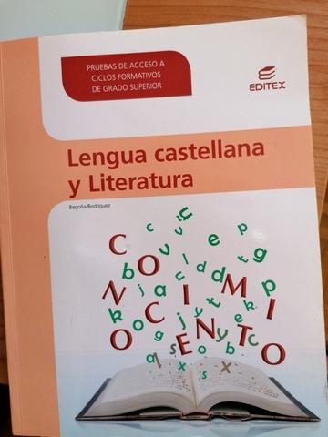 Lengua Y Literatura Grado Superior