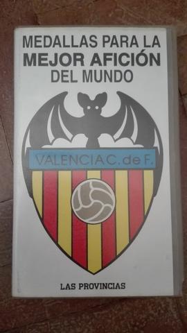 Medallas Valencia Club De Fútbol