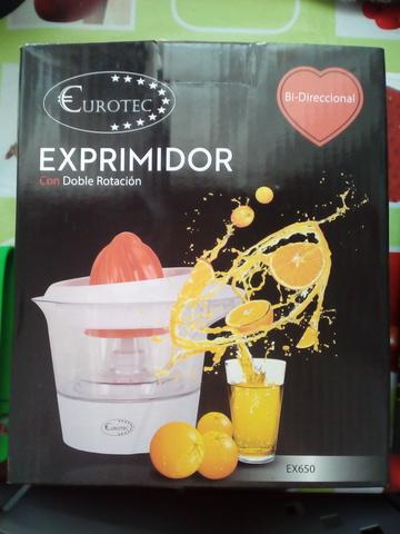 EXPRIMIDOR EUROTEC EX650