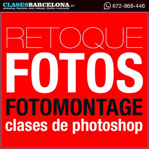 CLASES RETOQUE FOTOGRÁFICO Y PHOTOSHOP - foto 1