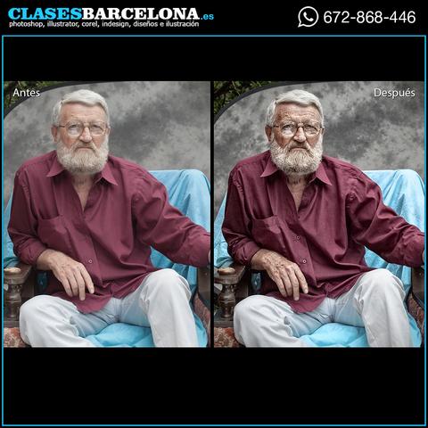CLASES RETOQUE FOTOGRÁFICO Y PHOTOSHOP - foto 2
