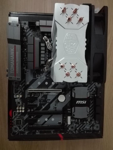 PACK GAMING (CPU + PLACA BASE) - foto 4