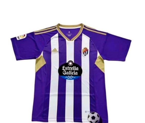 Camiseta Real Valladolid 19/20