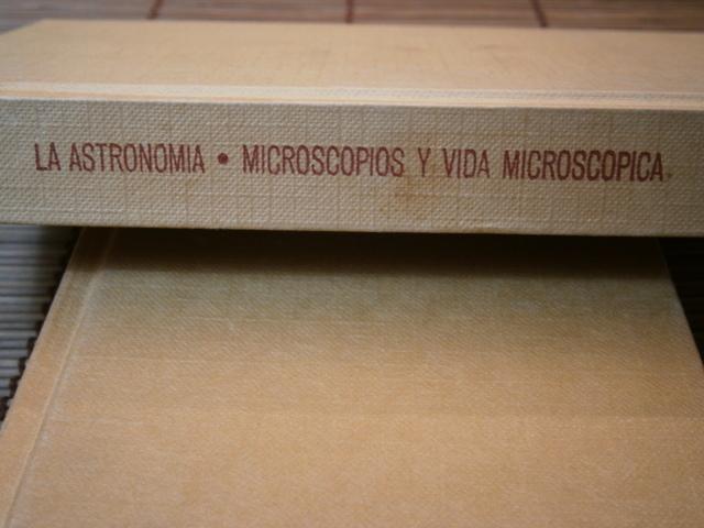 LA ASTRONOMIA - M.  Y VIDA MICROSCOPICA - foto 3