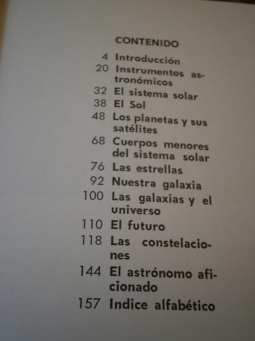 LA ASTRONOMIA - M.  Y VIDA MICROSCOPICA - foto 5