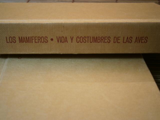 LOS MAMIFEROS-VIDA Y COSTUMBRES AVES - foto 3