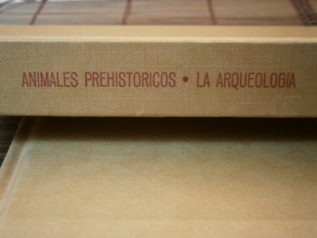 ANIMALES PREHISTORICOS - LA ARQUEOLOGIA - foto 3