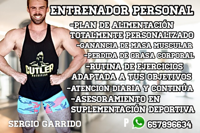 ADAPTADO Y PROFESIONAL ENTRENADOR ONLINE - foto 1