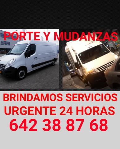 PORTE Y  MUDANZAS MARTÍNEZ  642 38 87 68 - foto 1