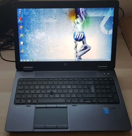 HP ZBOOK I7 32GB RAM-SSD 256GB-NVIDIA2GB - foto 1