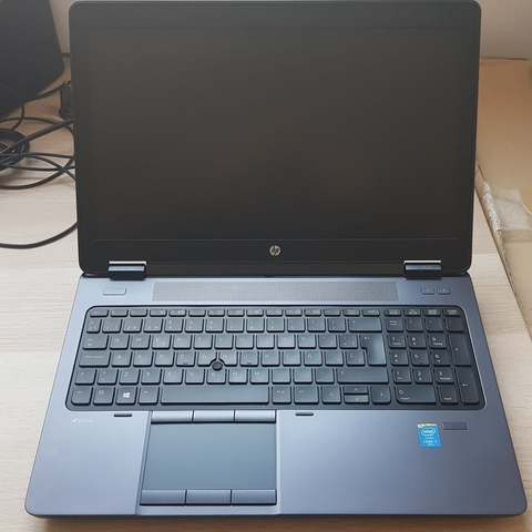 HP ZBOOK I7 32GB RAM-SSD 256GB-NVIDIA2GB - foto 2