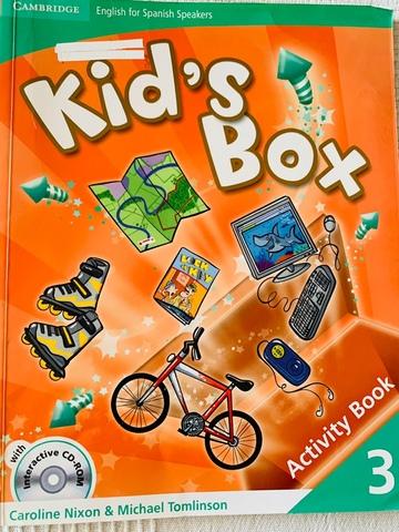 KID'S BOX 3.  ACTIVITY BOOK - foto 1