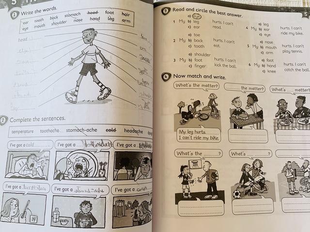 KID'S BOX 3.  ACTIVITY BOOK - foto 3