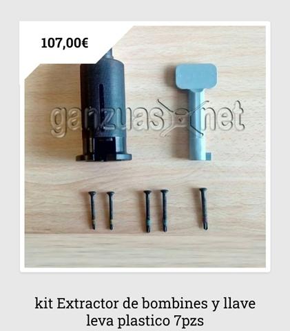 EXTRACTOR DE BOMBINES - foto 5