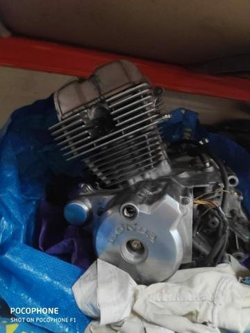 MOTOR HONDA REBEL 250CC - foto 4