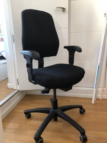 SILLA OFICINA IKEA ERGONOMICA REGULABLE