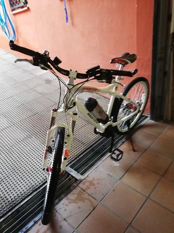 BICICLETA ELÉCTRICA MOTOR CENTRAL 700 EU - foto 1