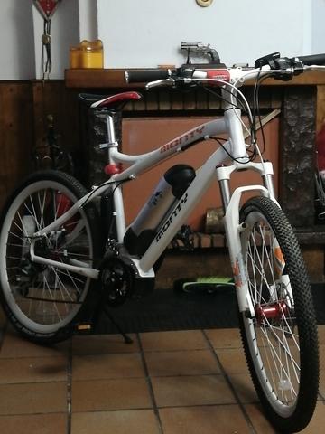 BICICLETA ELÉCTRICA MOTOR CENTRAL 700 EU - foto 8