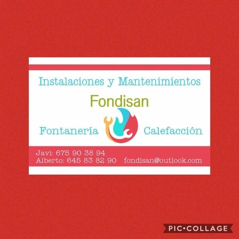 FONTANERO Y CALEFACTOR, AVILA-PROVINCIA - foto 1