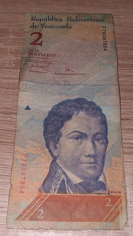 BILLETE ANTIGUO - foto 2