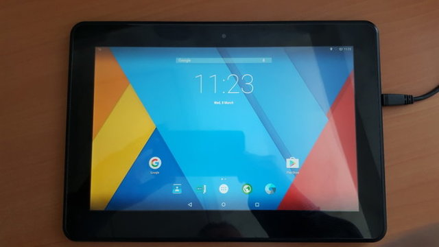 CAMBIO TABLET 10 IPS/FULL HD/QUADCORE - foto 1