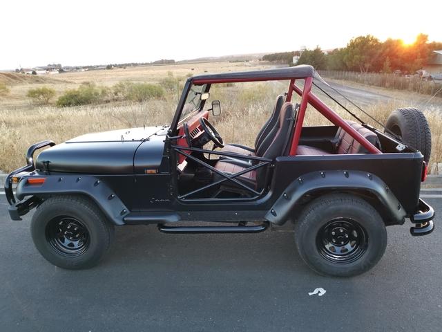 Mil Anuncios Com Jeep Wrangler