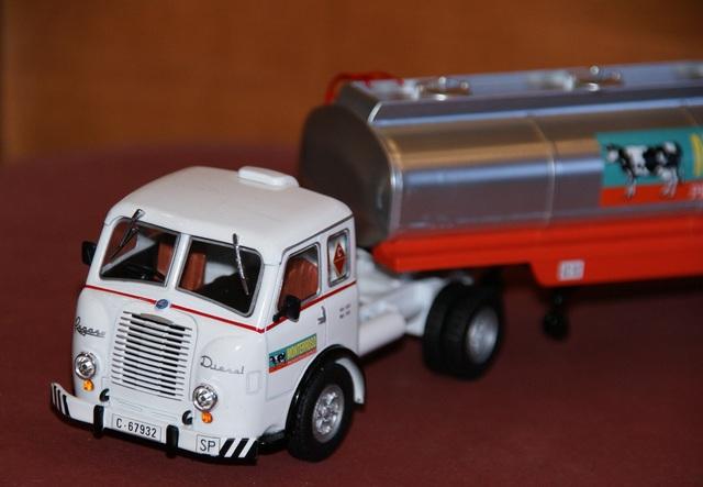 Camion Pegaso Z-701 Mofletes  Cisterna A