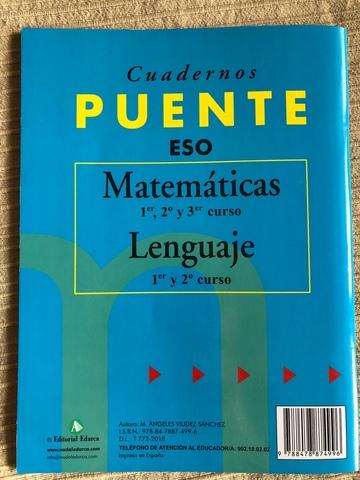 LIBRO MATEMÁTICAS REPASO 1 ESO , SOLUCION - foto 2