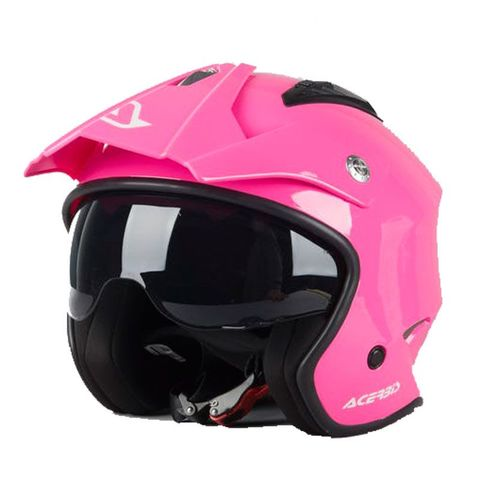 Casco Axxis STINGER SPIKE Rosa XS