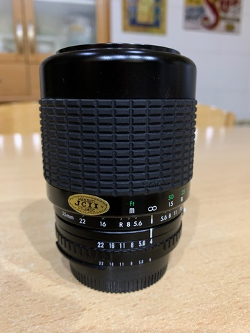 Lente de Cámara Tubo de extensión Fl-fd para Canon Réflex Vivitar 20mm. X6