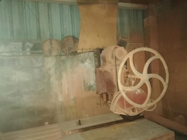 Máquina Corte Materiales De Construcción