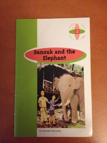 SANOUK AND THE ELEPHANT - foto 1
