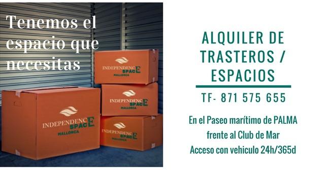 ALQUILER TRASTEROS/SELF-STORAGE - foto 2