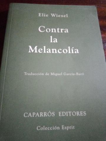 CONTRA LA MELANCOLÍA (NOVELA) - foto 1