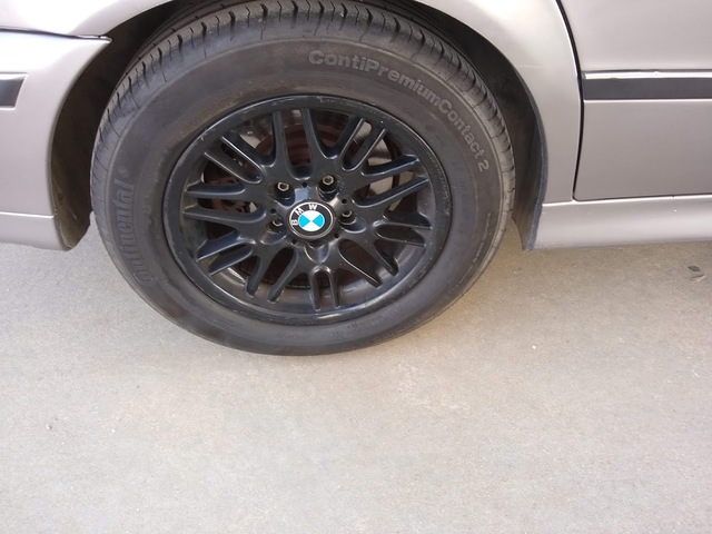 4 X Aleación Rueda Centro Tapacubos Para BMW 68mm 1 3 5 7 Serie M Sport