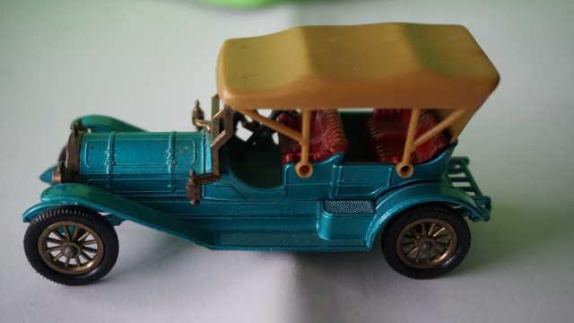 Matchbox Yesteryear transferencias-y5-1 Le Mans Bentley Auto De Carreras