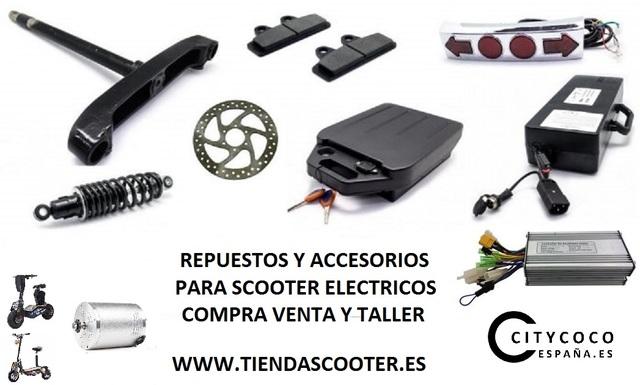 TALLER DE BICICLETAS ELECTRICAS Y SCOOTE - foto 2