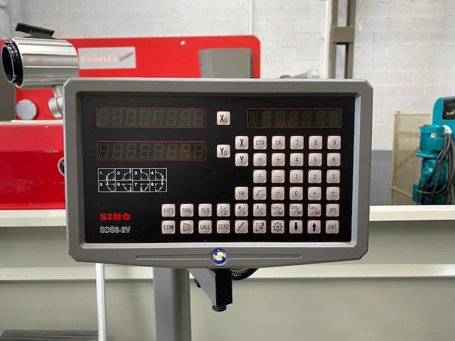 TORNO FORTEX DE 3000 X 660 MM - foto 4