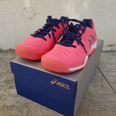 zapatillas asics mujer tenis