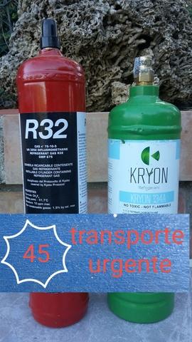 GAS AIRE ACONDICIONADO R410A R32 R134A - foto 1