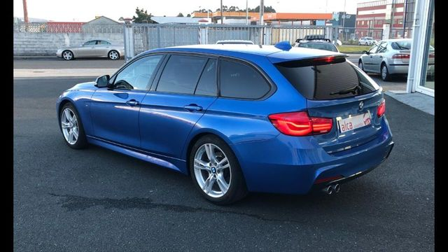 BMW - SERIE 3 320D TOURING - foto 4