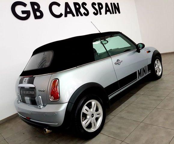 piel sintética//beis// Mini one convertible r52 grado fundas para asientos ya referencias delanteros